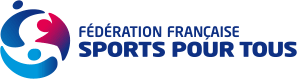 Logo fédération française spors pour Tous