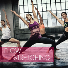 Flow Stretching
